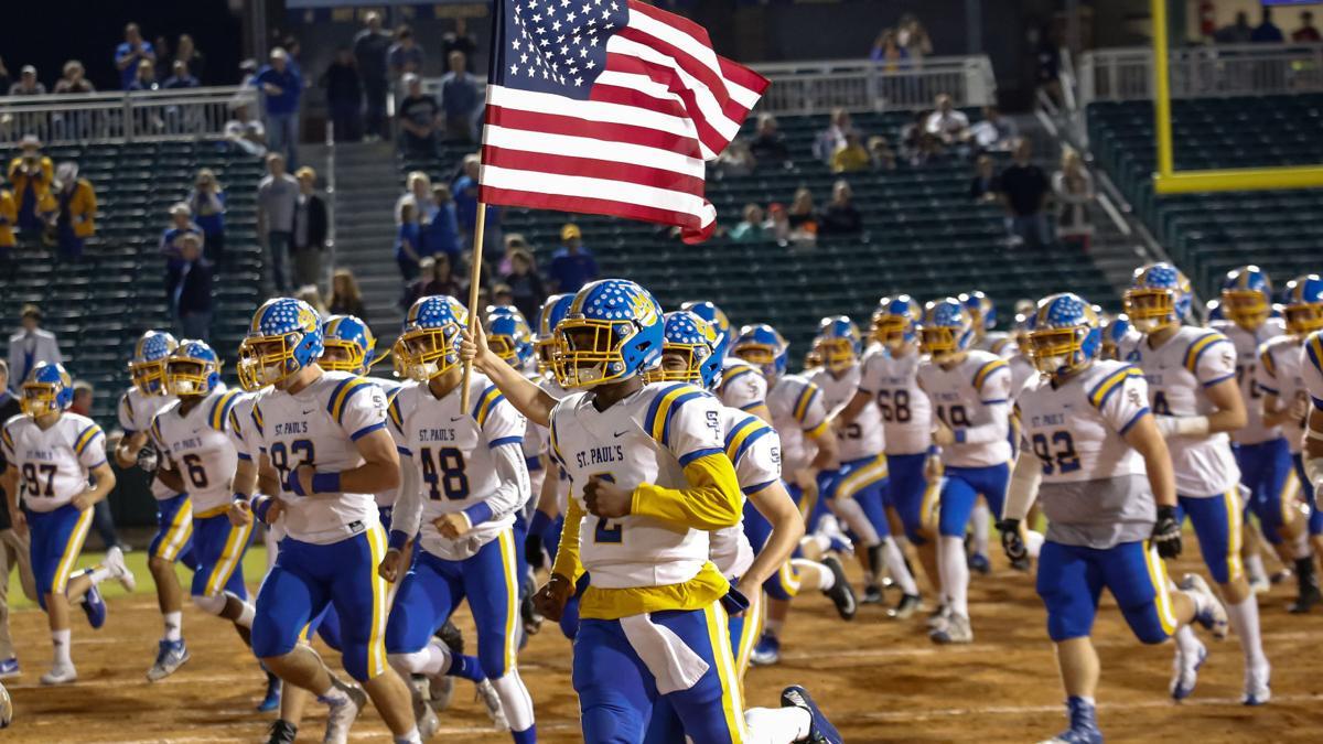 Louisiana high school football playoffs! See finals on Brian Harris Chevrolet scoreboard