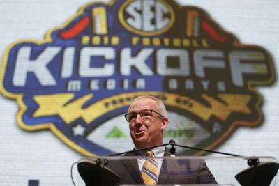 SEC braces for this week's start of legalized sports gambling in Mississippi