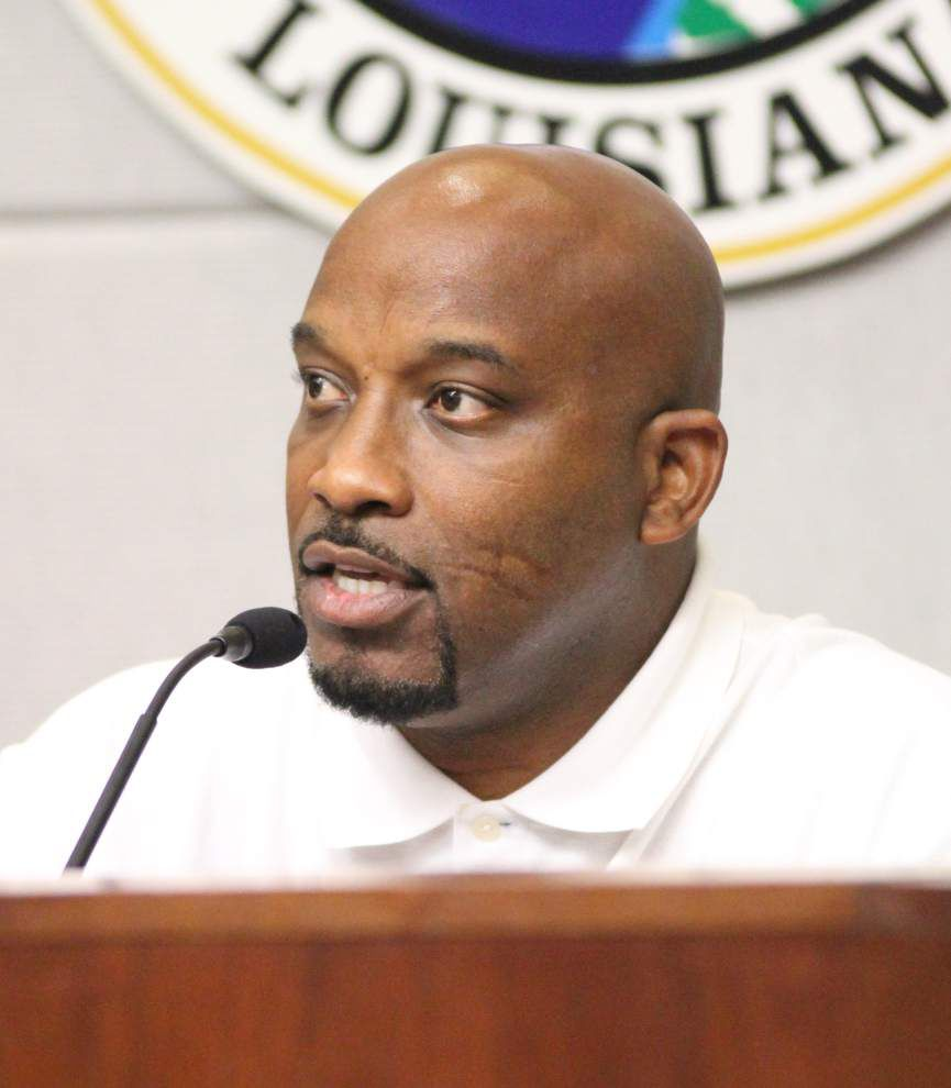 Louisiana state Sen. Troy Brown, accused of punching woman in face after Bayou Classic, enters not-guilty plea _lowres