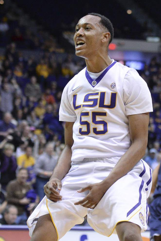 In 'Goliath' of a game, here's how LSU basketball might slow down Kentucky _lowres