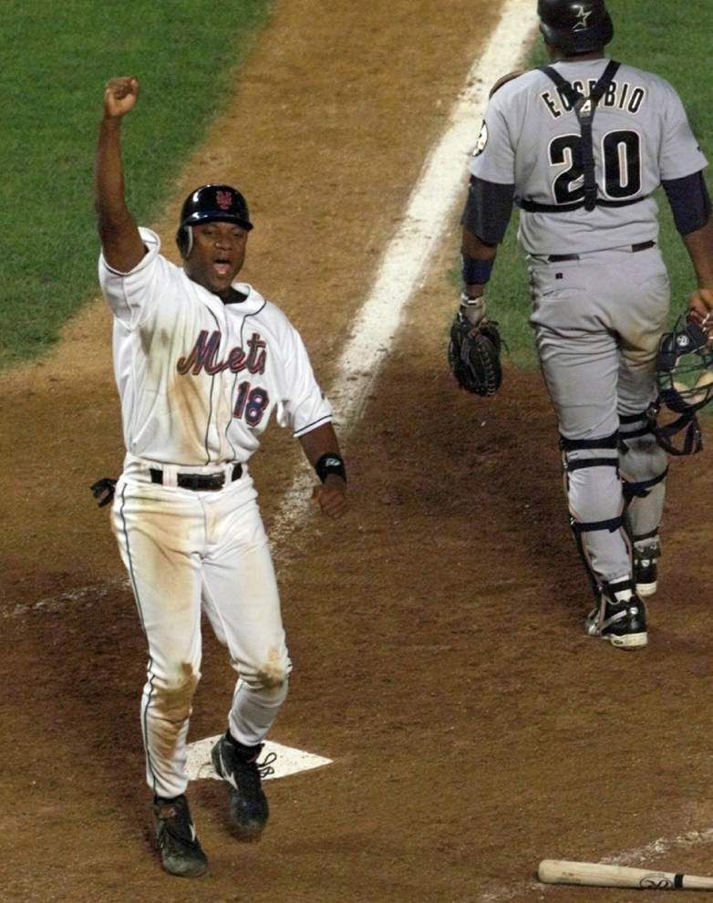 Report: Baton Rouge native, ex-pro baseball player Darryl Hamilton found dead in apparent murder-suicide in Houston _lowres
