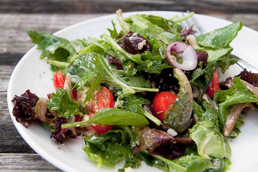 Fresh Ideas: Classic Greek salad easy for summer _lowres