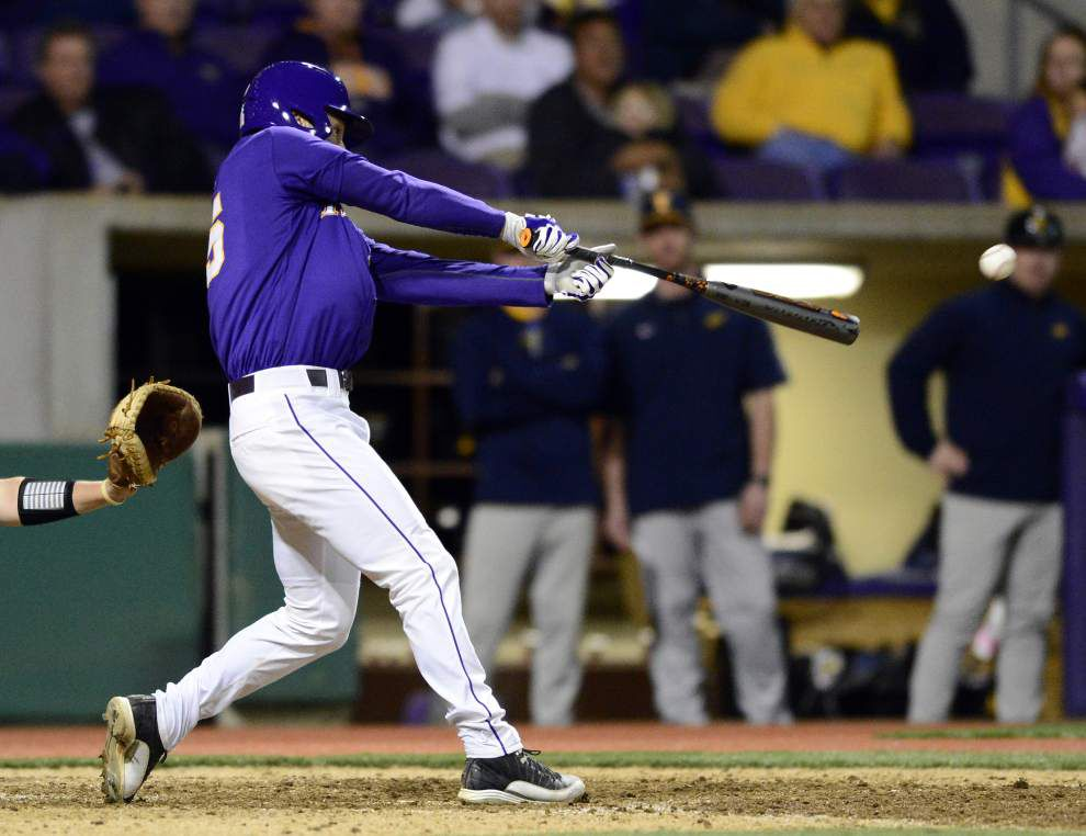 Video: Mainieri says quality atbats early difference for LSU against Toledo _lowres