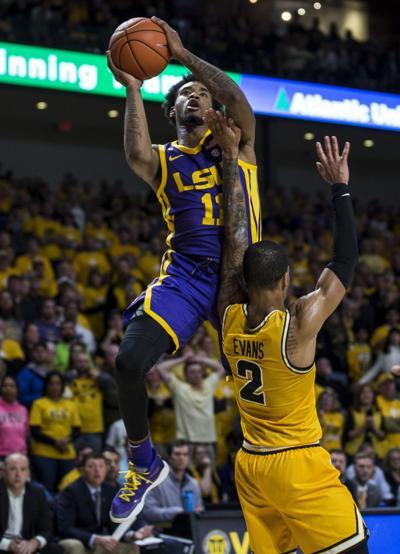 LSU VCU Basketball
