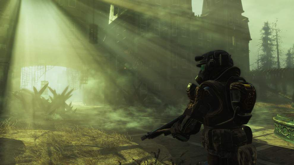 Review: 'Far Harbor' is repetitive, foggy, too familiar _lowres