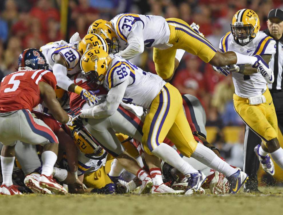 Which bowl game might LSU play in? Check out the Week 9 projections _lowres