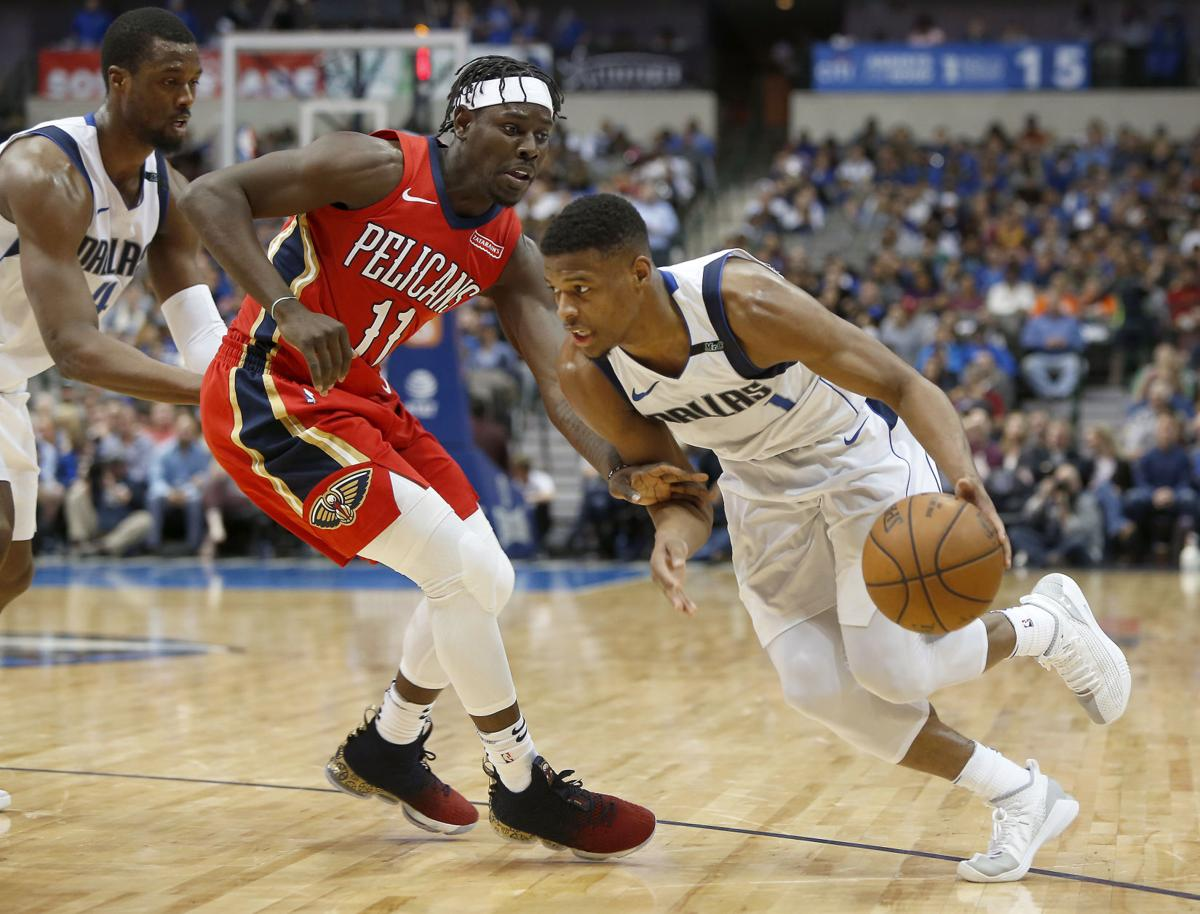 Dennis Smith Jr., Jrue Holiday