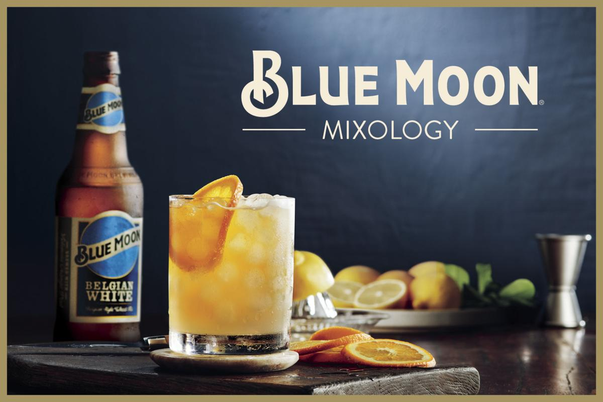 Blue Moon Mixology