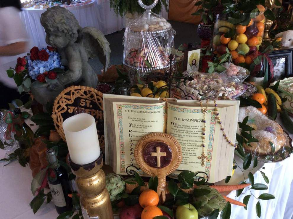 Traditional St. Joseph's Altars a reflection of deep devotion _lowres (copy)