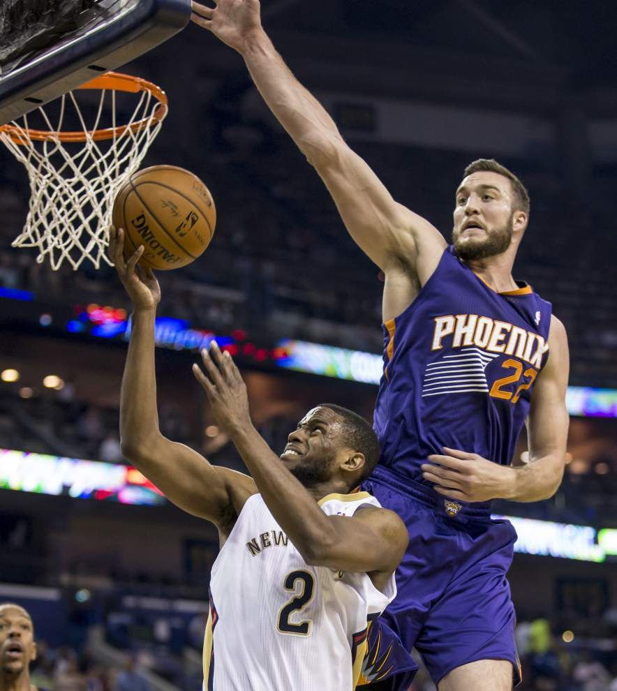 Pelicans' next step is making tough decisions on current players _lowres
