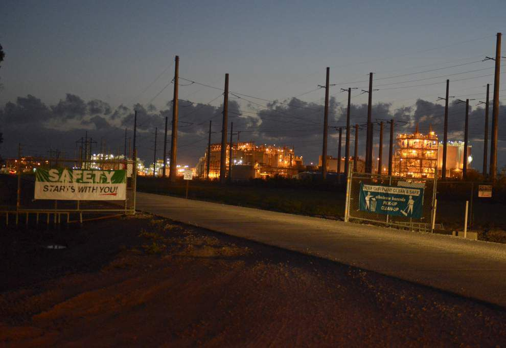 Two injured workers from Geismar plant fire improved to good condition on Friday; OSHA launches investigation _lowres