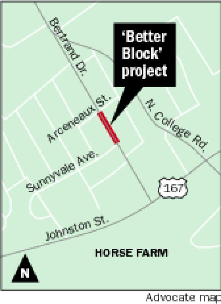 Part of Bertrand Drive to be temporarily transformed Saturday _lowres