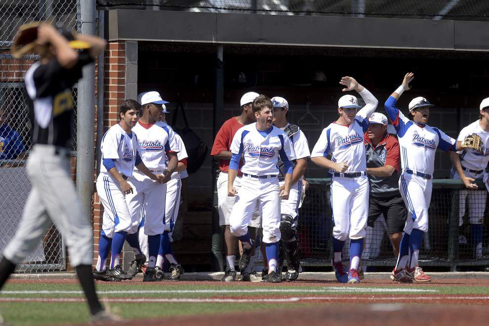 John Curtis advances to Class 3A title game _lowres