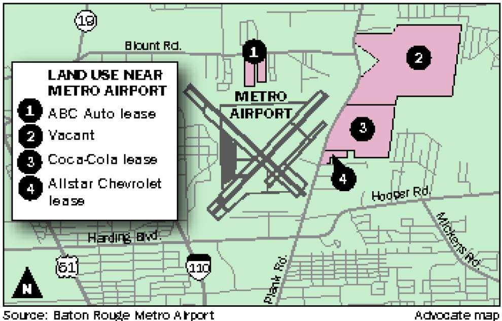 Baton Rouge airport IDs No. 1 priority as master planning is set to begin _lowres