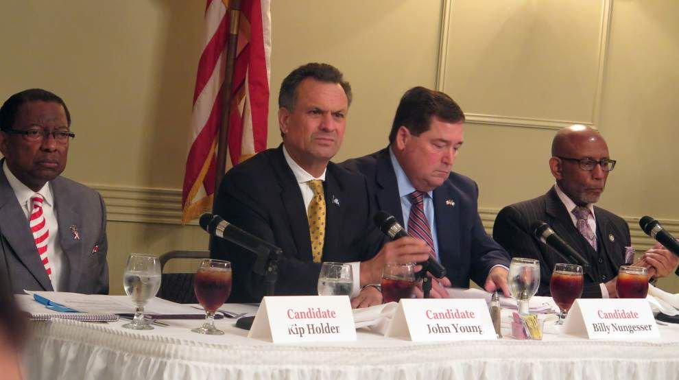 Lt. governor candidates' priorities: Fighting crime, promoting education, stimulating economy, 'everything possible' _lowres