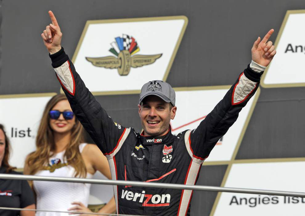 Will Power wins Indianapolis Grand Prix _lowres