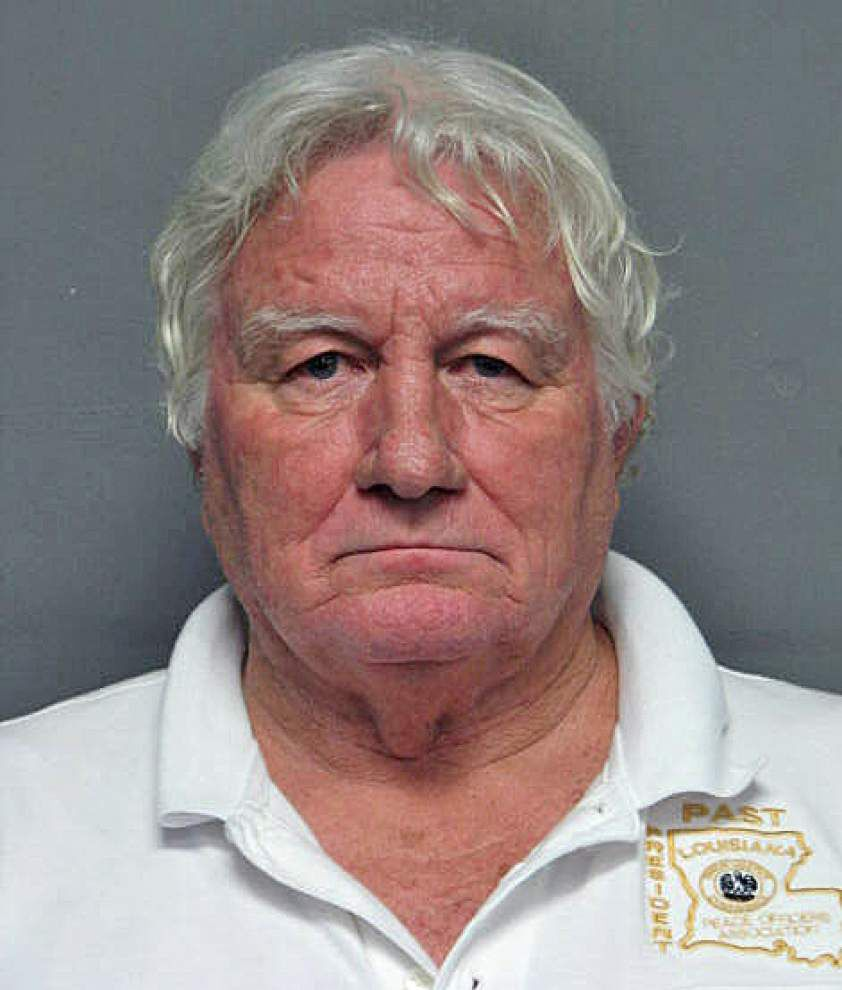 Former Jefferson Parish constable, long accused of drinking on the job, booked on DWI in Westwego _lowres