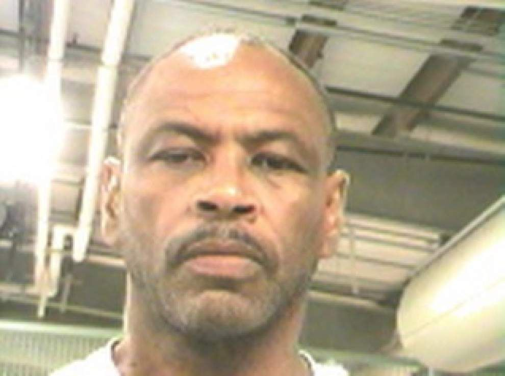 NOPD officer suspected of sexually assaulting 12-year-old relative _lowres