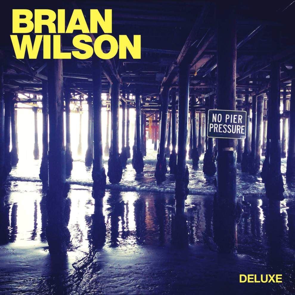 Brian Wilson releases album, plans summer tour _lowres