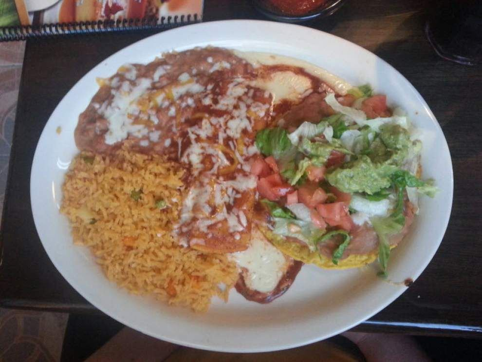 El Paso restaurant spices things up with traditional flavors _lowres