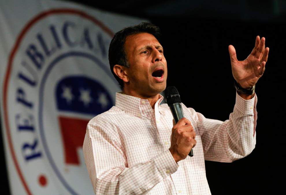 Book offers up-close look at Bobby Jindal: 'Gordon Gekko' influence, path to Christianity, presidential campaign _lowres