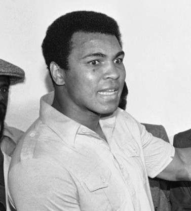 In his only fight promotion, Don Hubbard brought Muhammad Ali-Leon Spinks title bout to New Orleans _lowres