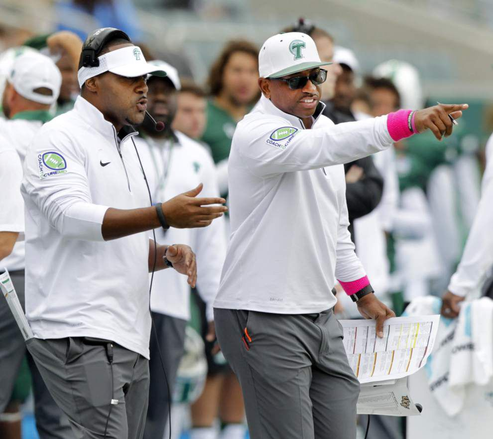 As the Houston game approaches, Tulane searches for ways to rebound from bad breaks _lowres
