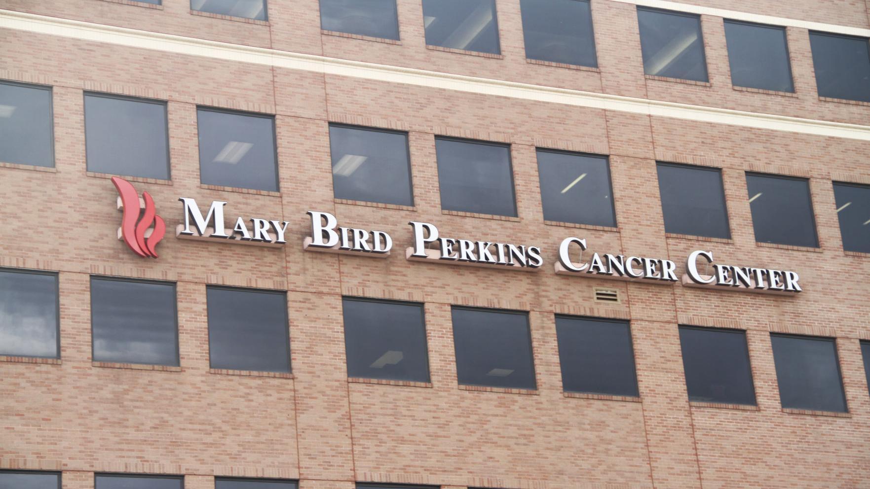 with Mary Bird Perkins Cancer Center