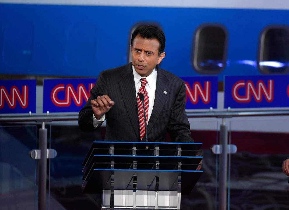 Bobby Jindal campaign advisers slam GOP debate criteria _lowres