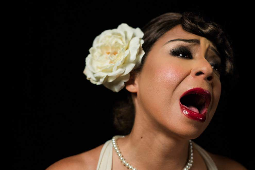 New Venture Theatre presents evening of Billie Holiday _lowres