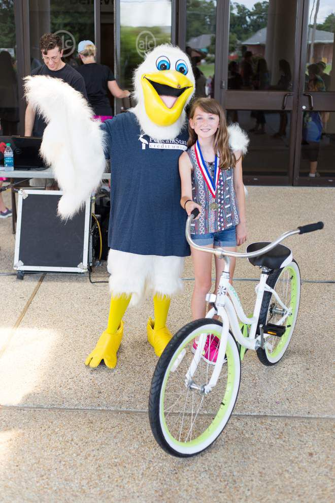 Pelican State Credit Union hosts annual bike race _lowres