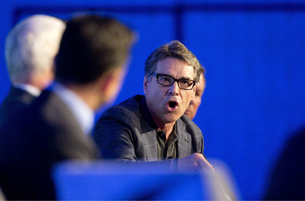 Texas Gov. Rick Perry to campaign for Rep. Bill Cassidy in Louisiana on Tuesday _lowres
