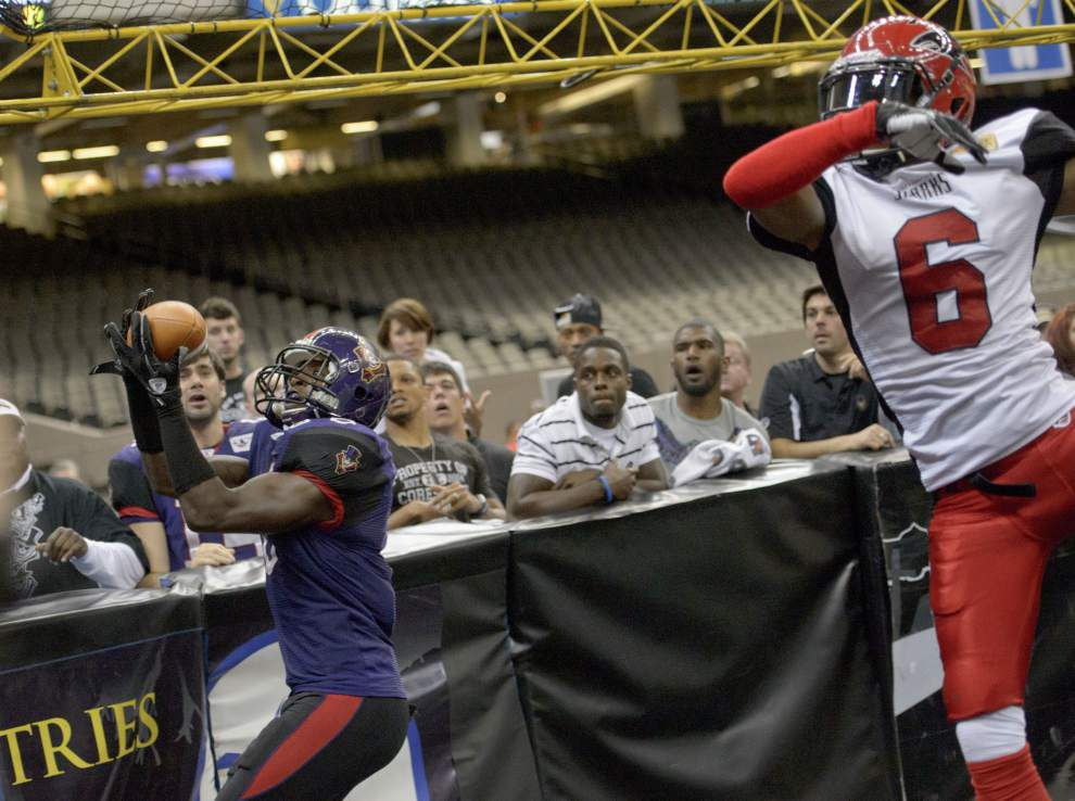 Arena Football League takes over New Orleans VooDoo operations _lowres