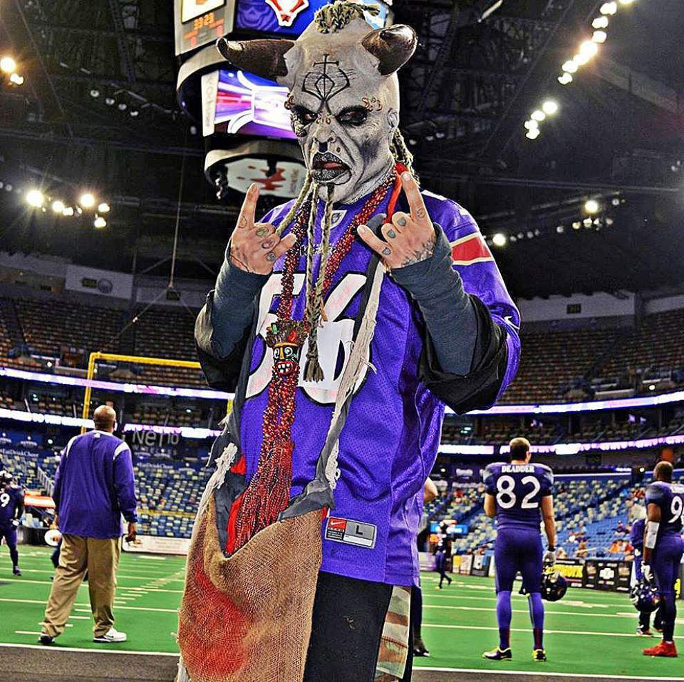 New Orleans superfans compete for national recognition _lowres