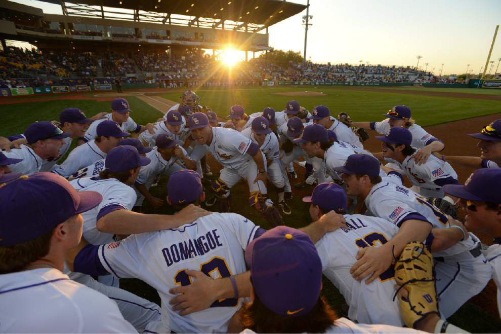 LSU to have 13 SEC baseball games televised; OF/QB Jared Foster returning to baseball _lowres