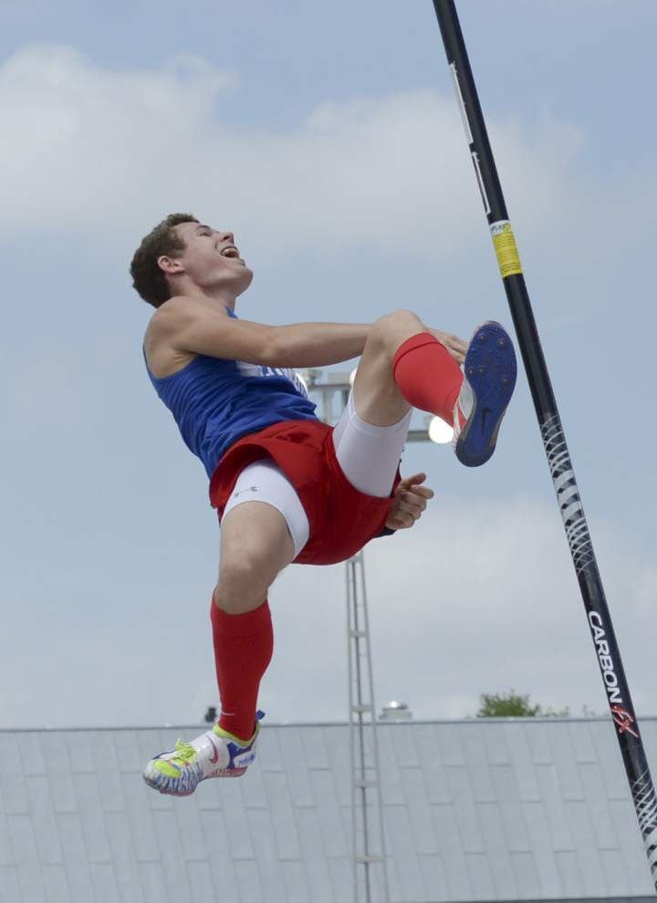 Sumner's King named Gatorade Louisiana Boys Track and Field Athlete of the Year _lowres