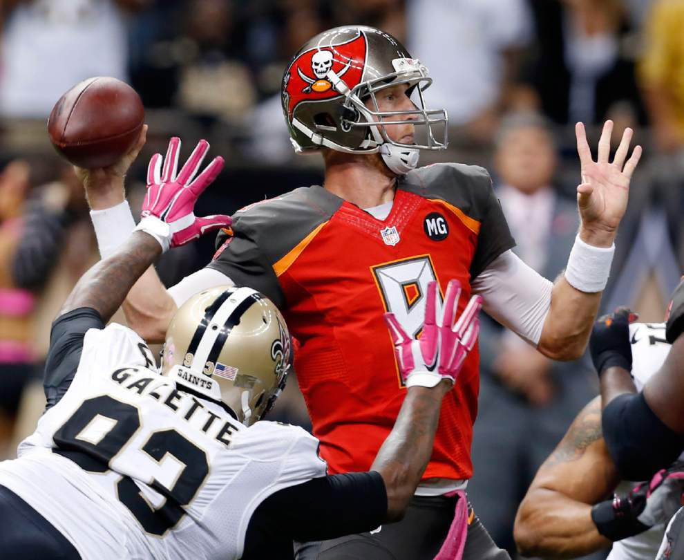 New Orleans Saints defense looks to fine-tune pass rush as Detroit Lions game nears _lowres