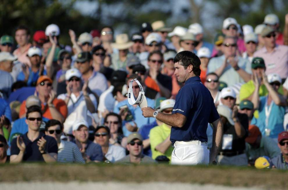 Video: Scott Rabalais reports from the Masters _lowres