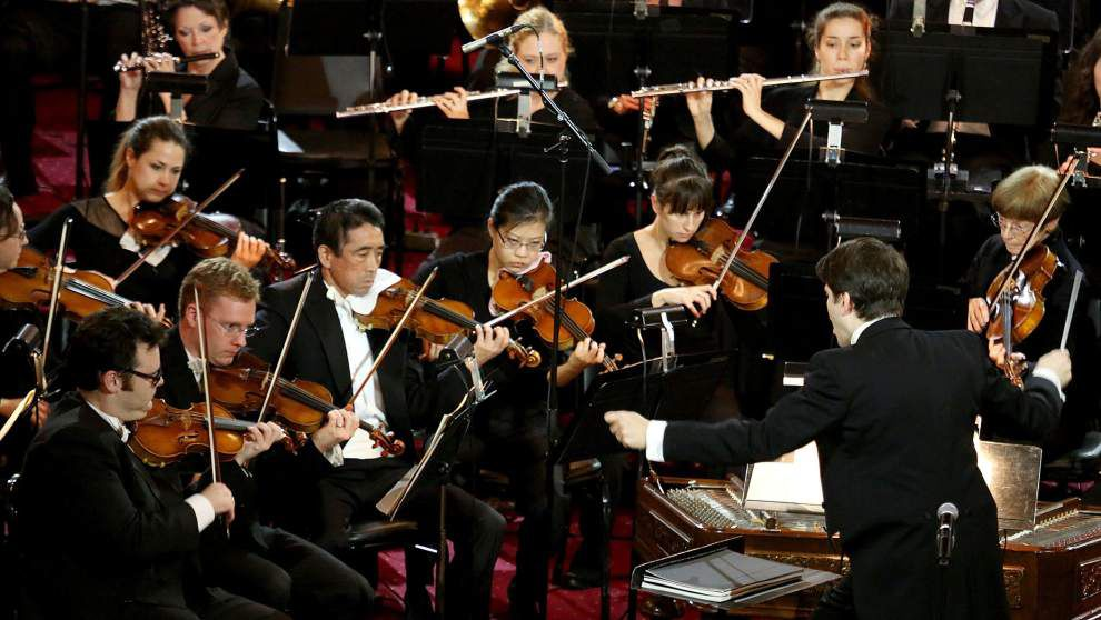 Louisiana Philharmonic Orchestra celebrates Louisiana classical contributions with concert _lowres