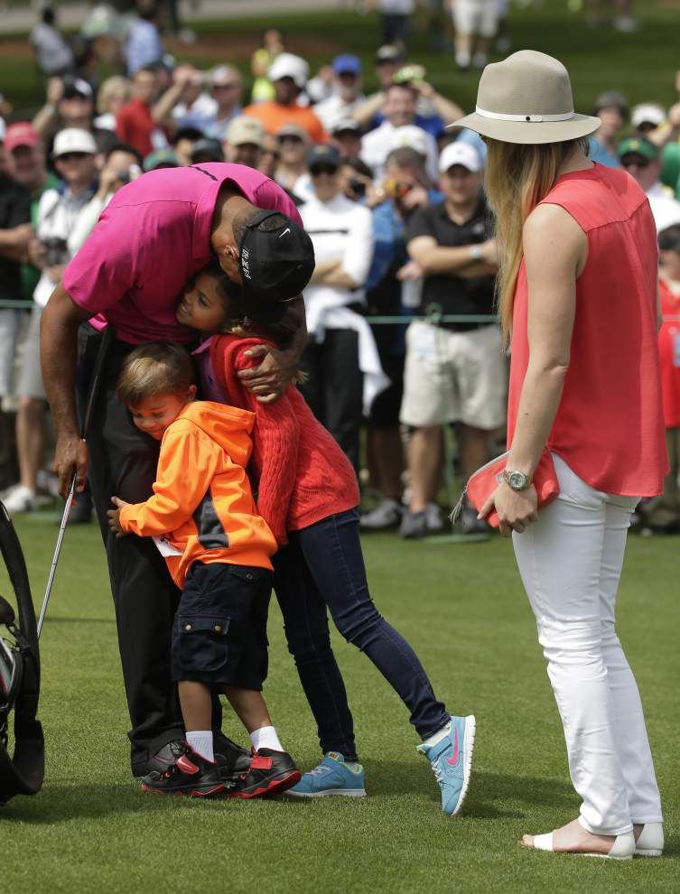 Scott Rabalais: The Masters' Par-3 contest offers plenty of fun Wednesday _lowres