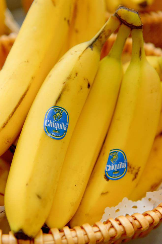 Photos: Chiquita announcement, gallery of history in N.O. _lowres