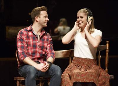 Review: Theater almost too big for love story 'Once' _lowres