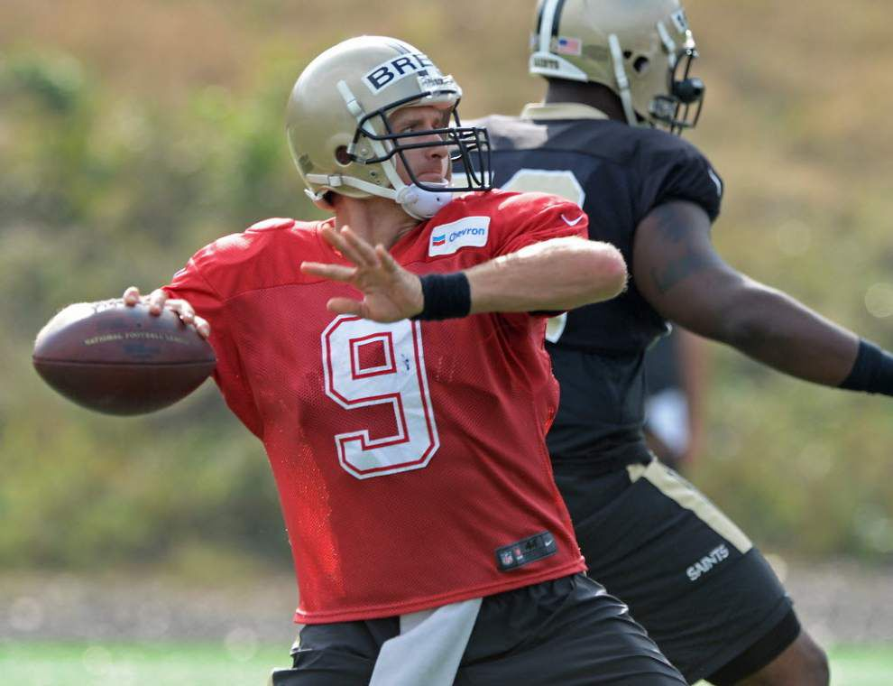 Chat replay: Saints drop preseason opener to Ravens in game's final seconds _lowres