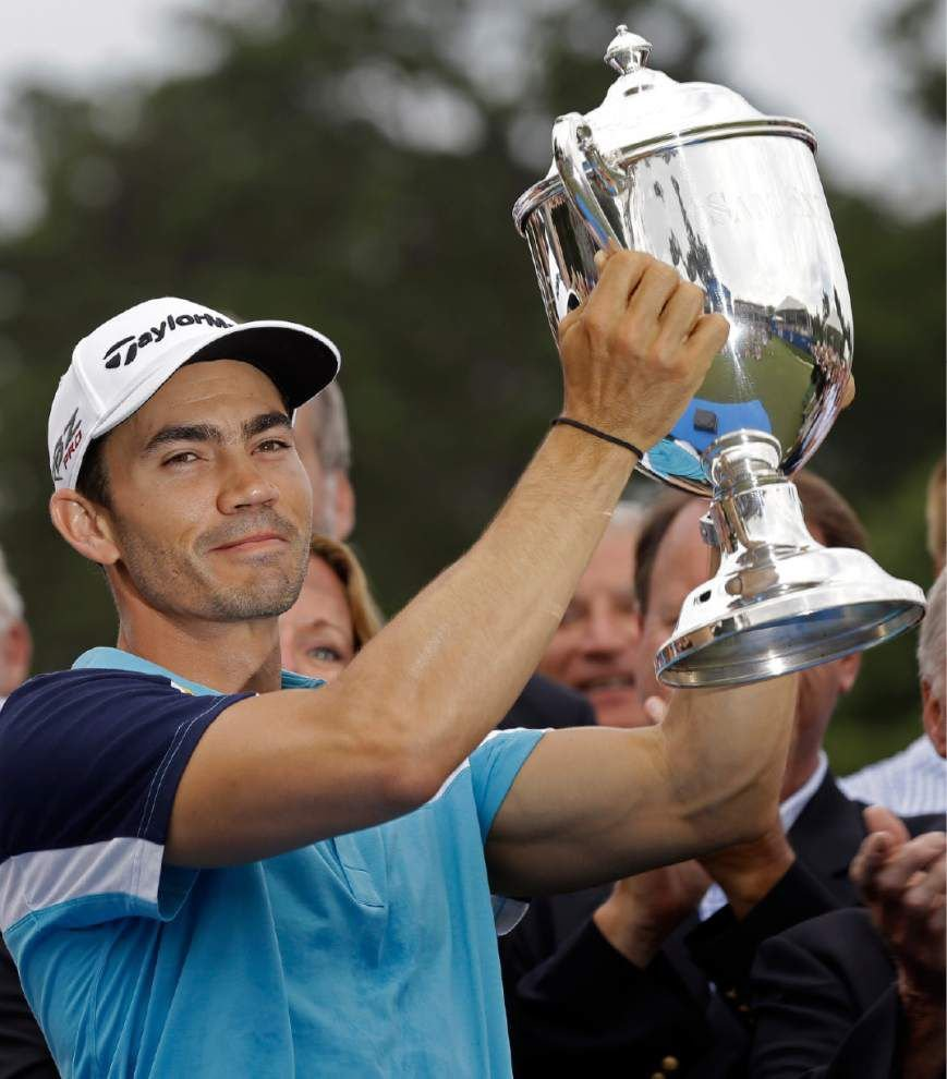 Camilo Villegas claims one-stroke win at Wyndham _lowres