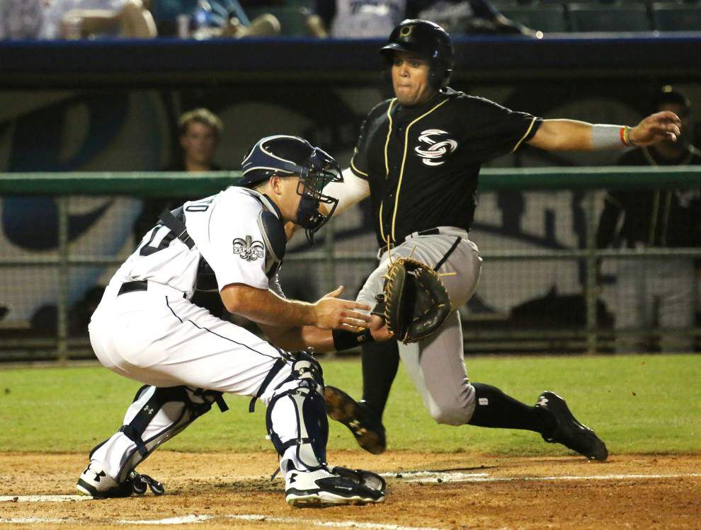 New and old fans turn out for Zephyrs' season opener _lowres