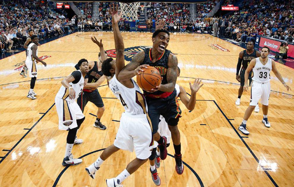 New Orleans Pelicans trade point guard Ish Smith to Philadelphia 76ers _lowres