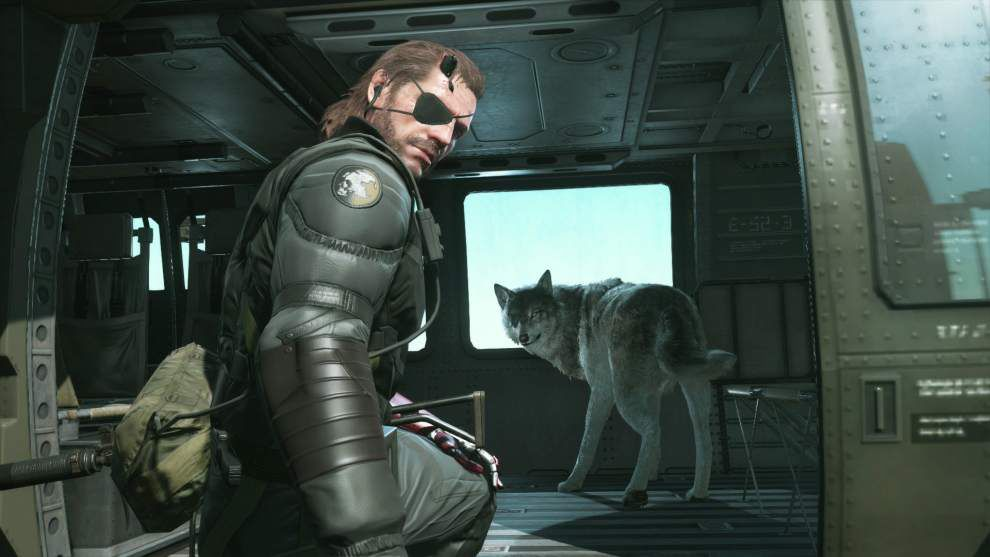 Review: 'Metal Gear Solid V'a technical, tactical marvel _lowres
