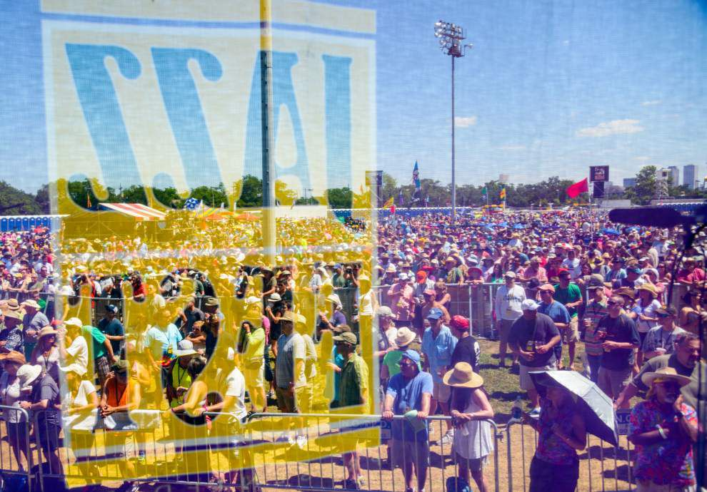 New Orleans Jazz Fest 2016 schedule to be released today: Who will be on it? _lowres