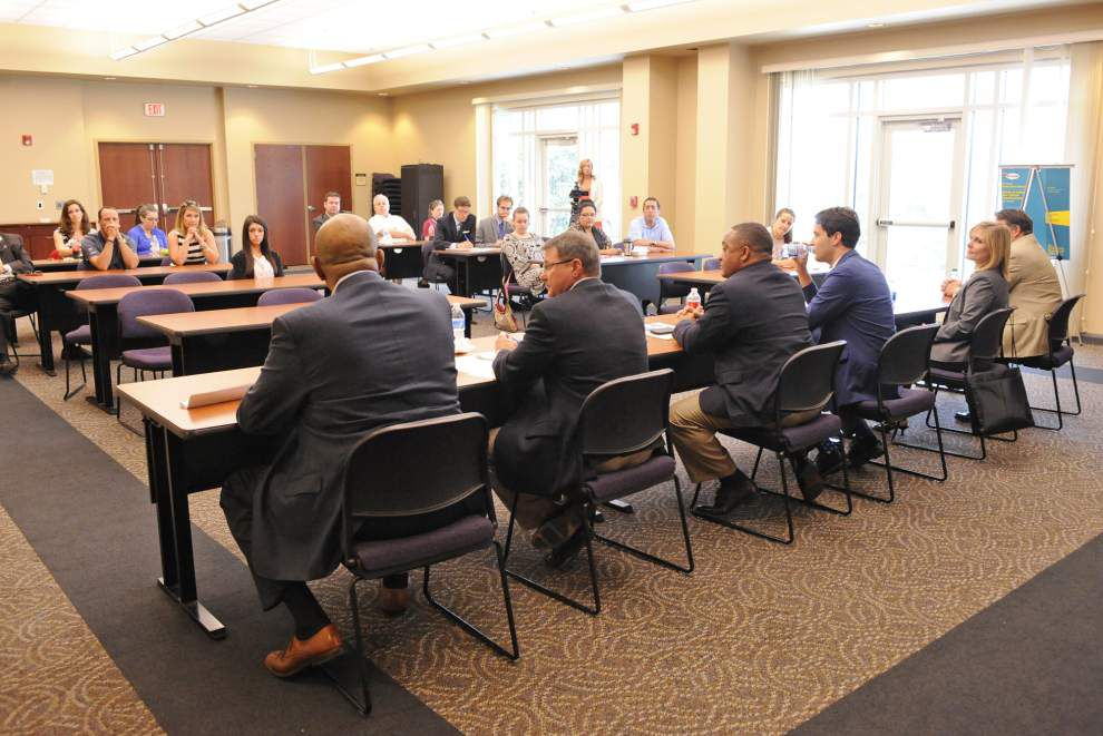 Acadiana delegation focusing on Common Core, School Board and roads _lowres