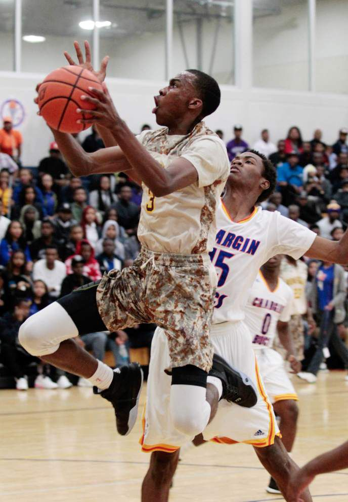 Landry-Walker, McDonogh 35 matchup showcases stars, but fight taints game _lowres